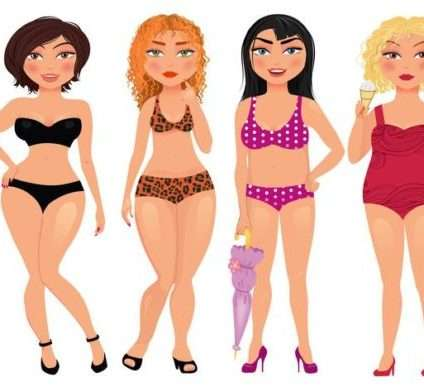 Determine Your Plus Size Body Shape to Find the Most Flattering Clothes