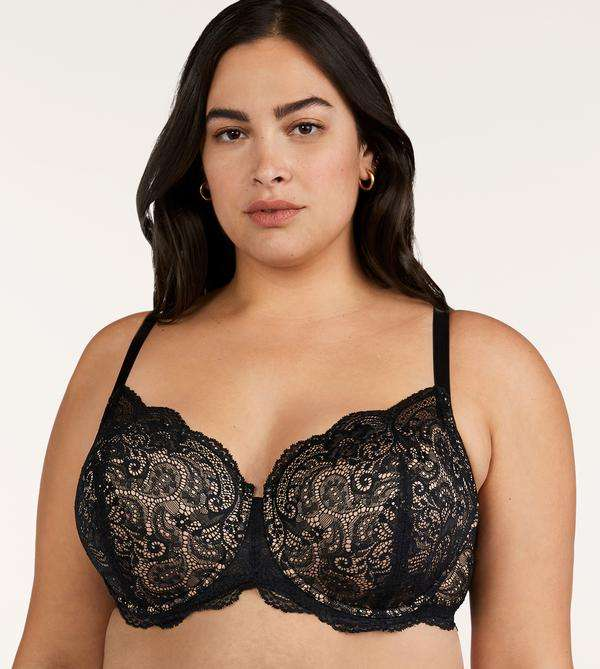 Cultured Curves for plus size bras up to 58N and 48 P