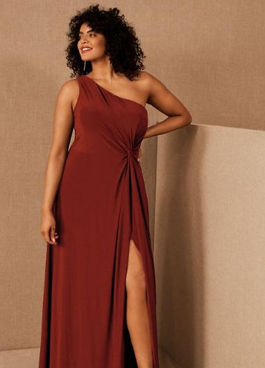 BHLDN by Anthropologie Brixen Plus Size Bridesmaid Dress