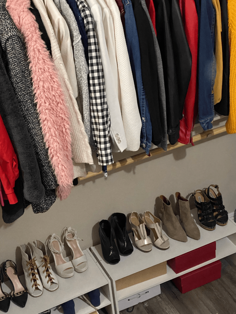 Purge Your Closet in 10 Easy Steps