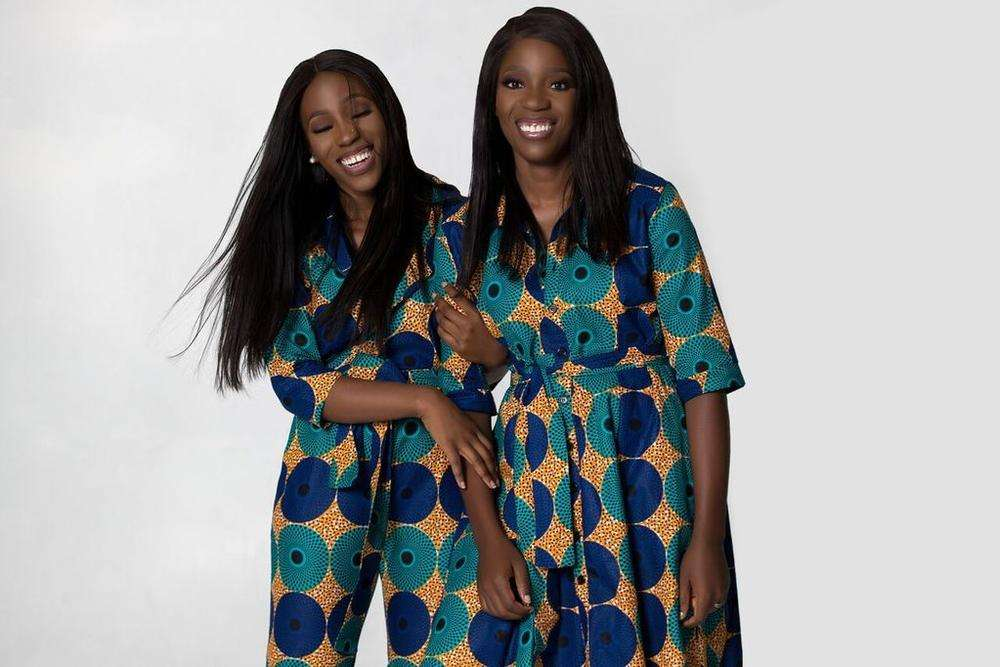 Grass-Fields founders Christelle and Michelle Nganhou