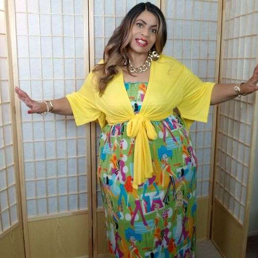 Cultured Curves Plus Size Color Wheel Matching