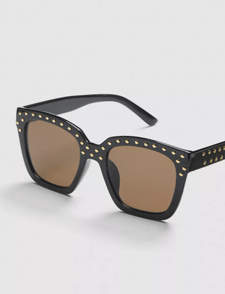 Lane Bryant Cat Eyeglasses Stud Sunglasses