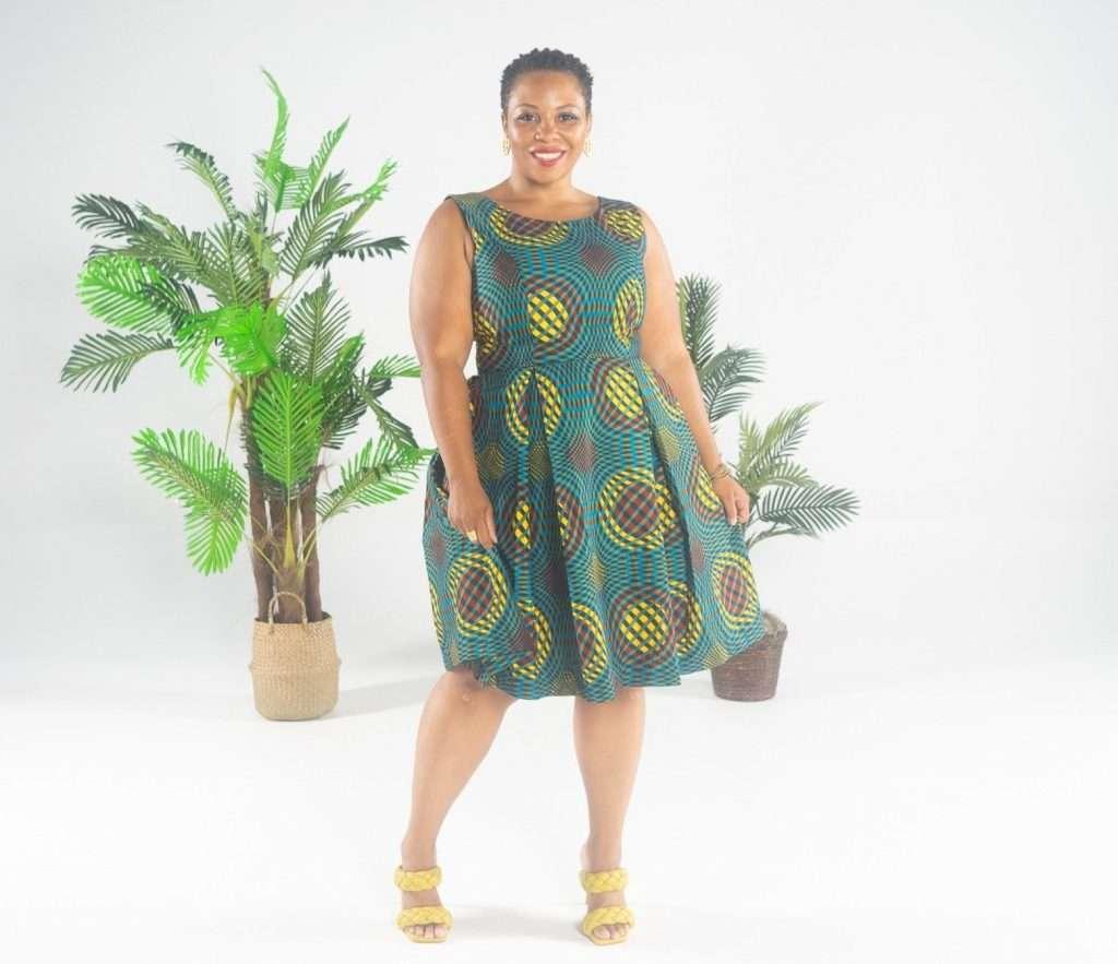 Nzingha Dress